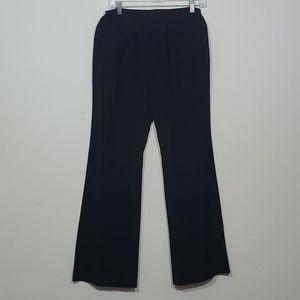 Gap Maternity Modern Boot Cut Black Trouser